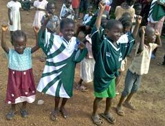 Children at Orphanage