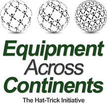 EQUIPMENT ACROSS CONTINENTS