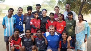 Slum Soccer with Coaches Across Continents