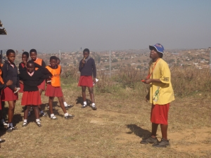 Coach Siphelele (Whizz Kids United)