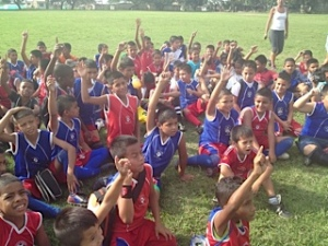 Colombianitos reaches thousands of kids in Colombia