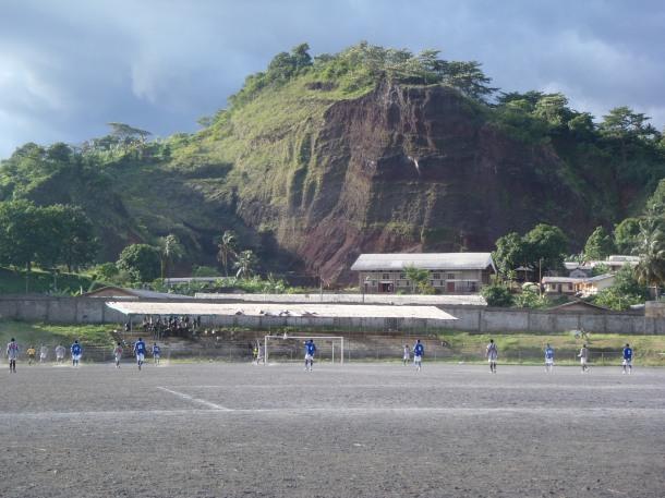 AVFAL Field in beautiful Limbe, Cameroon