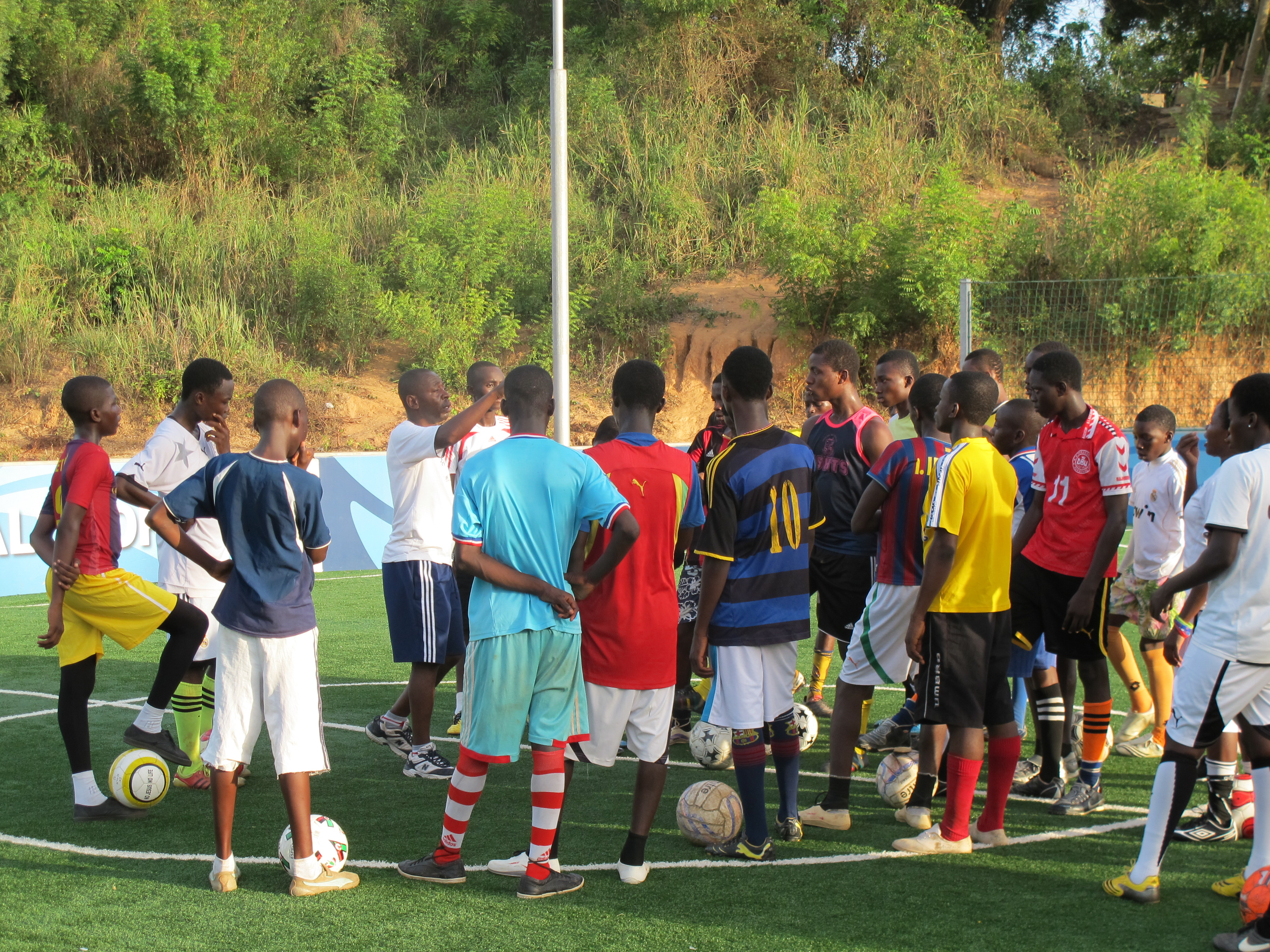 Ghana's football association fires all national team coaches (football)