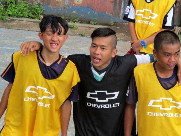 Ginan is the star of the new Chevrolet FC video (below)